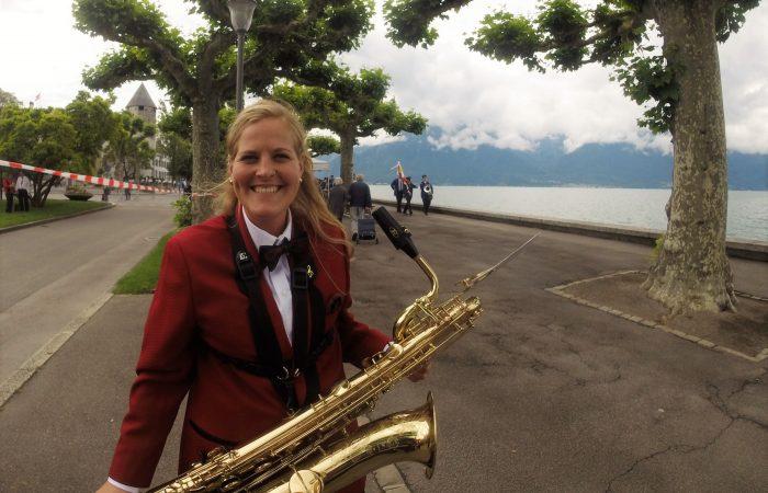 Montreux 2016: Sonja