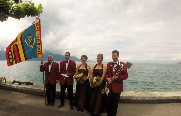 Montreux 2016: Ehrendamen und Co.
